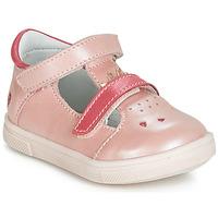 Zapatos Niña Bailarinas-manoletinas GBB ARAMA Rosa