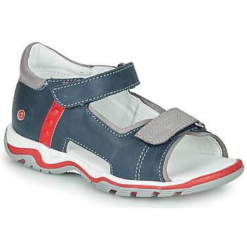 Zapatos Niños Sandalias GBB PARMO Azul