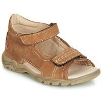 Zapatos Niños Sandalias GBB PARMO Marrón