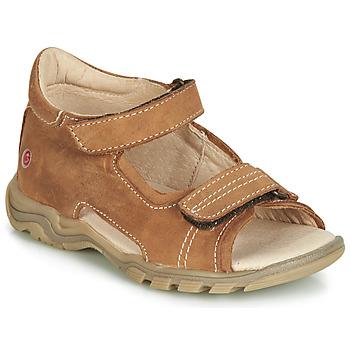 Zapatos Niños Zapatillas altas GBB PARMO Marrón