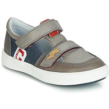 Zapatos Niño Zapatillas bajas GBB VARNO Gris / Marino
