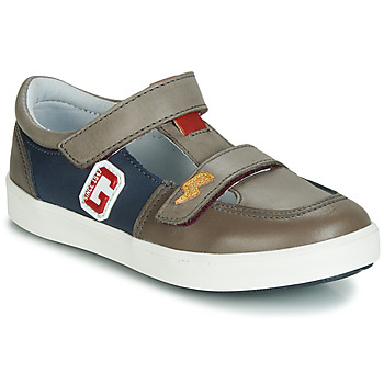 Zapatos Niño Zapatillas bajas GBB VARNO Gris
