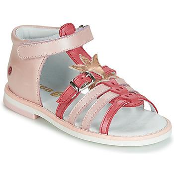 Zapatos Niña Sandalias GBB CARETTE Rosa