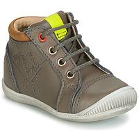 Zapatos Niño Zapatillas altas GBB TARAVI Gris
