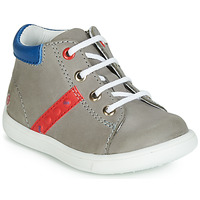Zapatos Niño Zapatillas altas GBB FOLLIO Gris / Azul
