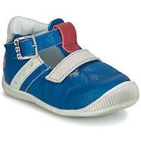 Zapatos Niño Sandalias GBB BALILO Azul / Gris / Rojo