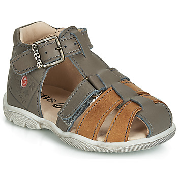 Zapatos Niño Sandalias GBB PRIGENT Gris