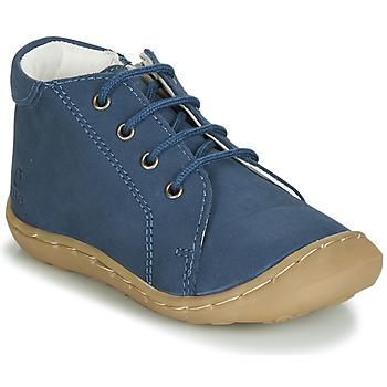 Zapatos Niño Botas de caña baja GBB FREDDO Azul