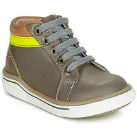 Zapatos Niño Zapatillas altas GBB QUITO Gris