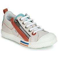 Zapatos Niño Zapatillas bajas GBB STELLIO Blanco