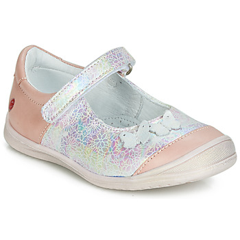 Zapatos Niña Bailarinas-manoletinas GBB SACHIKO Rosa