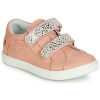 Zapatos Niña Zapatillas bajas GBB BALOTA Rosa / Plata