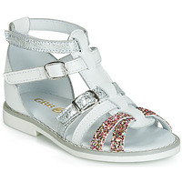Zapatos Niña Sandalias GBB MONELA Blanco