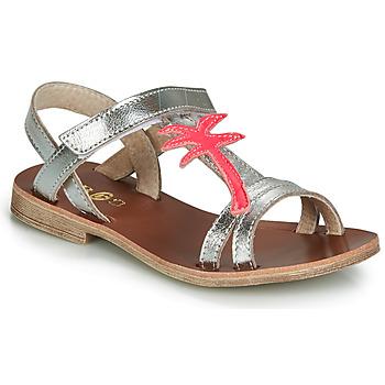 Zapatos Niña Sandalias GBB SAPELA Plata