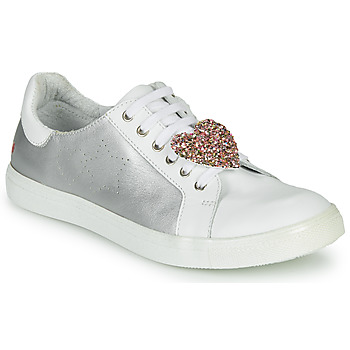 Zapatos Niña Zapatillas bajas GBB MUTA Plata