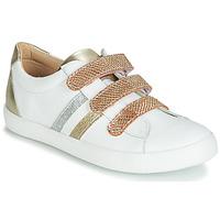 Zapatos Niña Zapatillas bajas GBB MADO Blanco