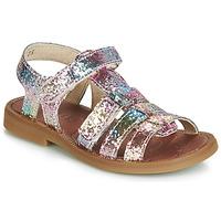 Zapatos Niña Sandalias GBB KATAGAMI Multicolor