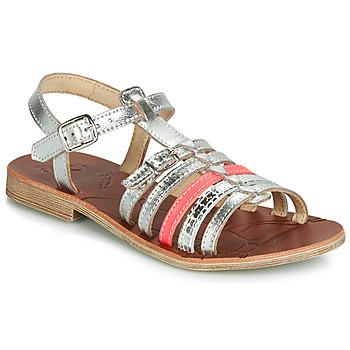 Zapatos Niña Sandalias GBB BANGKOK Plata