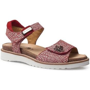Zapatos Mujer Sandalias Calzamedi S  EURIA ROJO