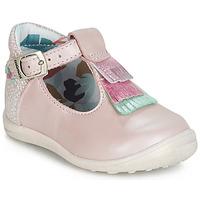 Zapatos Niña Bailarinas-manoletinas Catimini BIMA Rosa