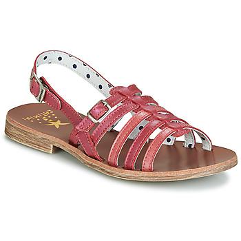 Zapatos Niña Sandalias Catimini NOBO Rosa