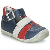 Zapatos Niño Sandalias Catimini TIMOR Marino / Rojo