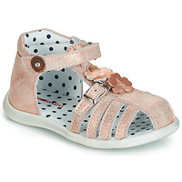 Zapatos Niña Sandalias Catimini VANUA Rosa / Gold