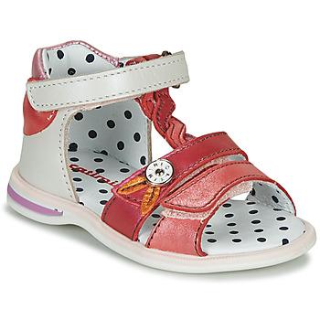 Zapatos Niña Sandalias Catimini GOROKA Blanco