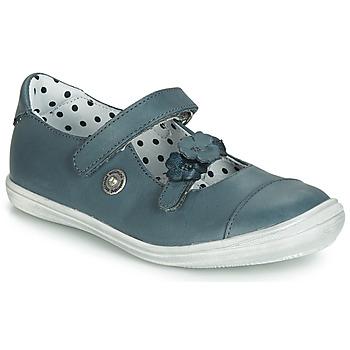 Zapatos Niña Bailarinas-manoletinas Catimini MALANG Azul