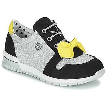 Zapatos Niña Zapatillas bajas Catimini BANJO Gris