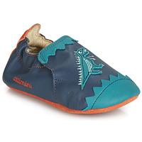 Zapatos Niño Pantuflas Catimini CADANO Marino / Naranja