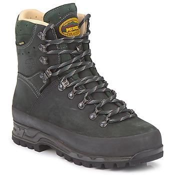 Zapatos Hombre Senderismo Meindl ISLAND MFS ACTIVE GTX Antracita / Verde