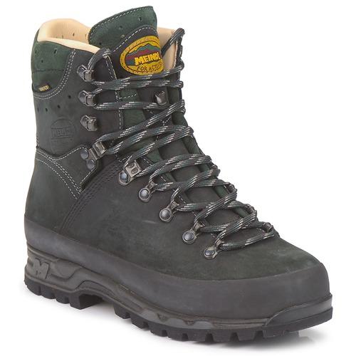Zapatos especiales para hombres y mujeres Meindl ISLAND Antracita / Verde