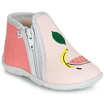 Zapatos Niña Pantuflas GBB FERNANDA Rosa