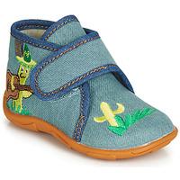 Zapatos Niño Pantuflas GBB PLAZZO Azul