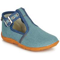 Zapatos Niño Pantuflas GBB SAPPO Azul