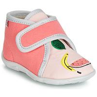 Zapatos Niña Pantuflas GBB MASSINA Rosa