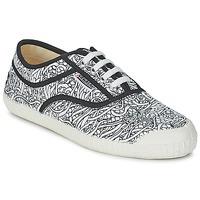 Zapatos Zapatillas bajas Kawasaki FANTASY STEPS Estampado / Blanco