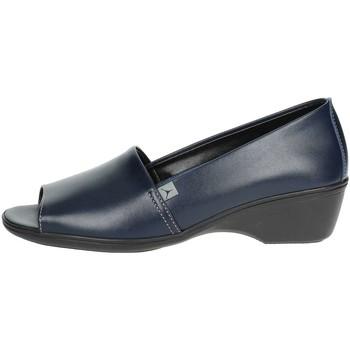 Zapatos Mujer Sandalias Cinzia Soft IE8040 003 Zapatos Con Punta Abierta Mujer Azul Azul