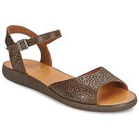 Zapatos Mujer Sandalias Kickers HYPSY Marrón