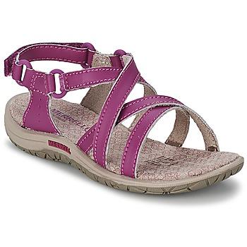 Zapatos Niña Sandalias de deporte Merrell JAZMIN KIDS Violeta