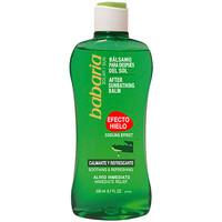 Belleza Productos baño Babaria Solar Aloe Vera After Sun Gel Efecto Hielo  200 ml
