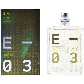 Belleza Agua de Colonia Escentric Molecules Escentric 03 Edt Vaporizador  100 ml