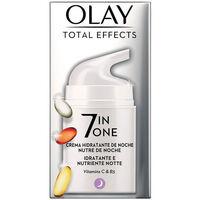 Belleza Mujer Antiedad & antiarrugas Olay Total Effects Anti-edad Noche Reafirmante  50 ml