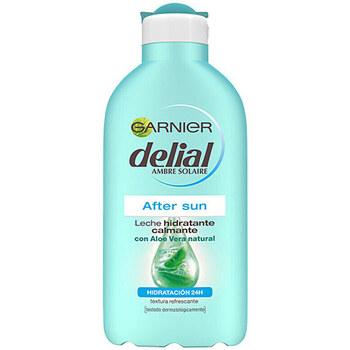 Belleza Productos baño Garnier Aftersun Hidratante Leche Calmante Aloe Vera  200 ml
