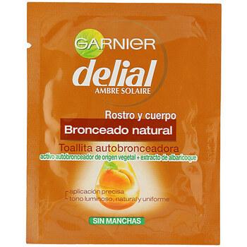 Belleza Protección solar Garnier Bronceado Natural Toallitas Autobronceadoras Cara+cuerpo 1 u