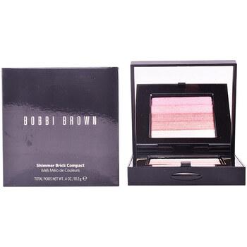 Belleza Mujer Iluminador  Bobbi Brown Shimmer Brick Compact rose 10,3 Gr 10,3 g