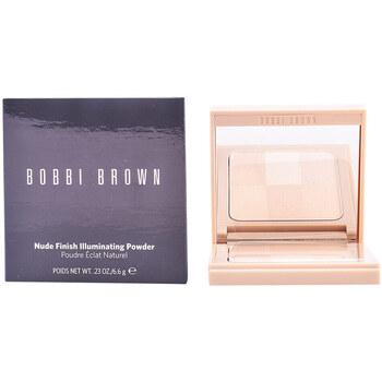 Belleza Mujer Iluminador  Bobbi Brown Nude Finish Illuminating Powder light 6,6 Gr