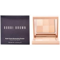 Belleza Mujer Iluminador  Bobbi Brown Nude Finish Illuminating Powder light To Medium6,6 Gr