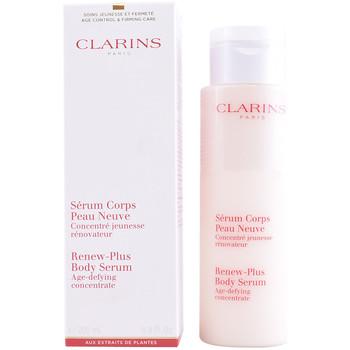 Belleza Mujer Tratamiento corporal Clarins Serum Corps Peau Neuve  200 ml